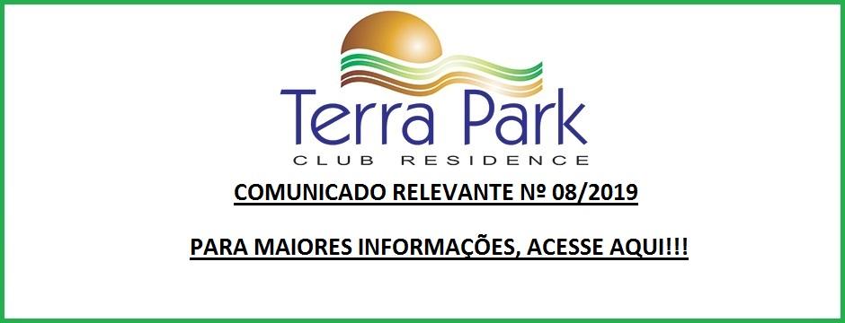 COMUNICADO RELEVANTE Nº 8 - 29-04-2019.
