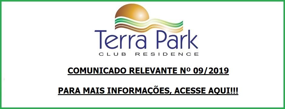 COMUNICADO RELEVANTE Nº 9 - 18/06/2019