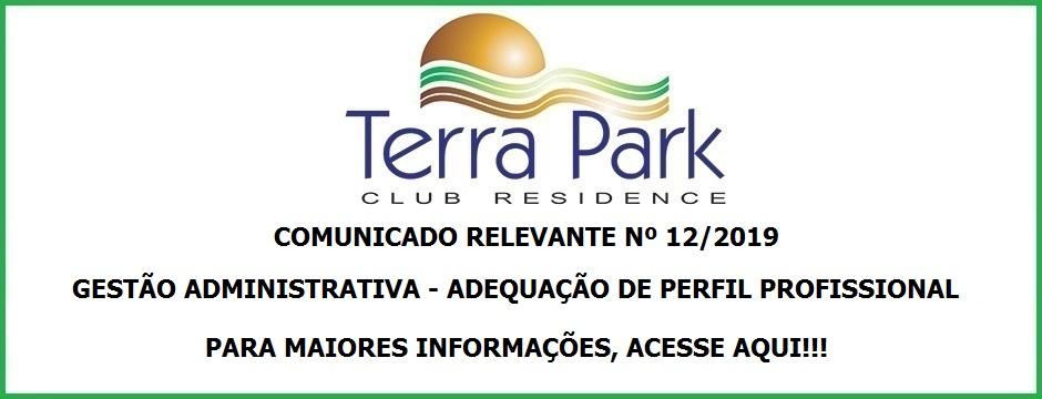COMUNICADO RELEVANTE Nº12/2019 - 08-08-2019
