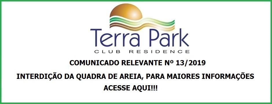COMUNICADO RELEVANTE Nº13/2019 - 05-09-2019
