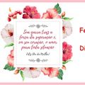 FELIZ DIA DA MULHER - 08/03/2018